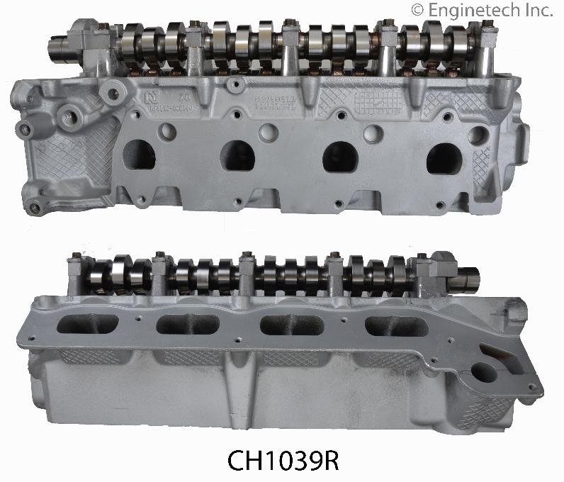 IM4356 INC Engine Intake Valve ENGINETECH